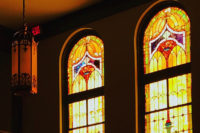 stained-glass-windows-sunset